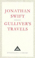 3. Gulliver's Travels by Jonathan Swift (1726)
