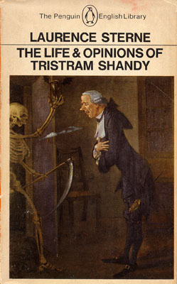 6. The Life and Opinions of Tristram Shandy, Gentleman by Laurence Sterne (1759)