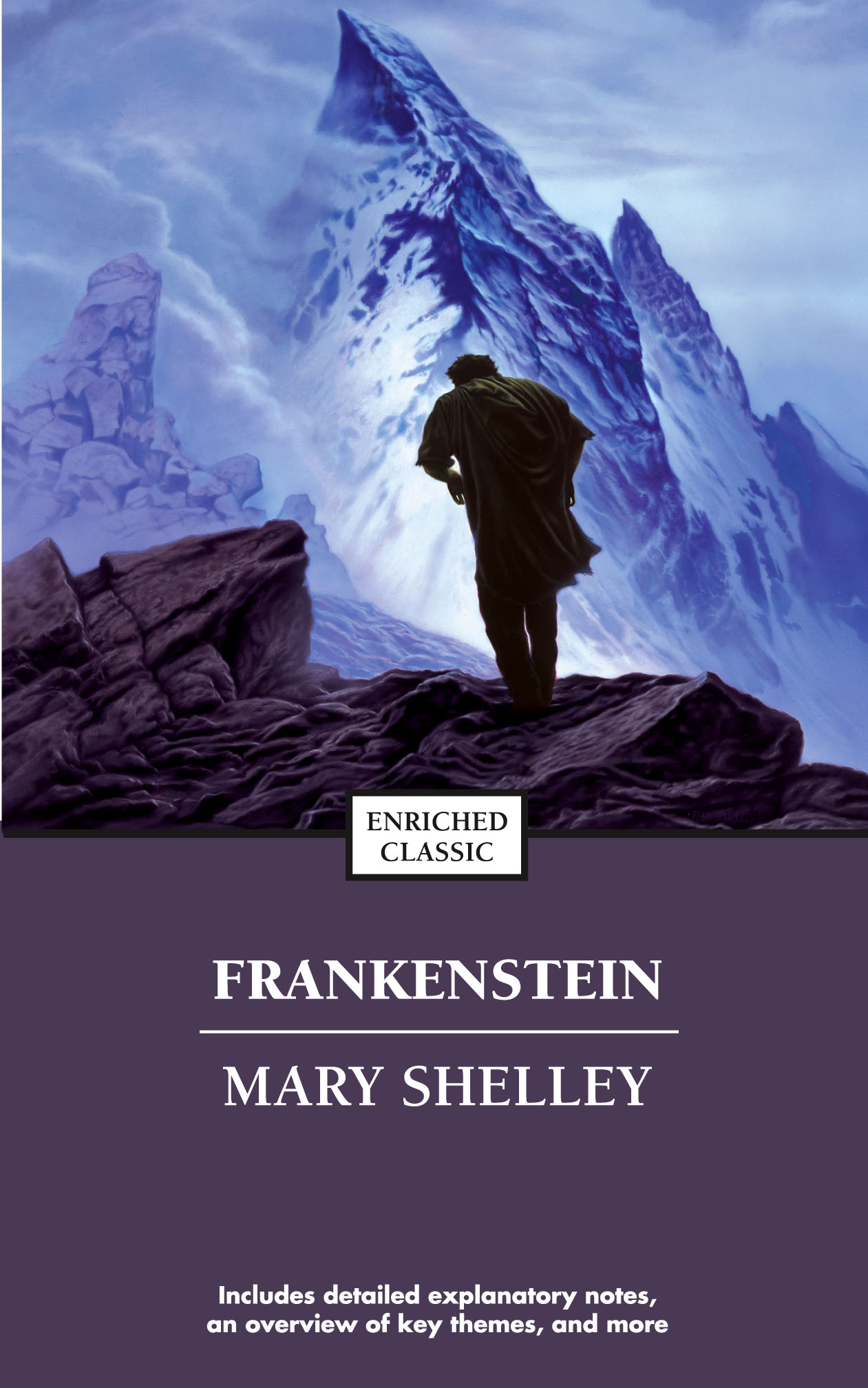 8. Frankenstein by Mary Shelley (1818)