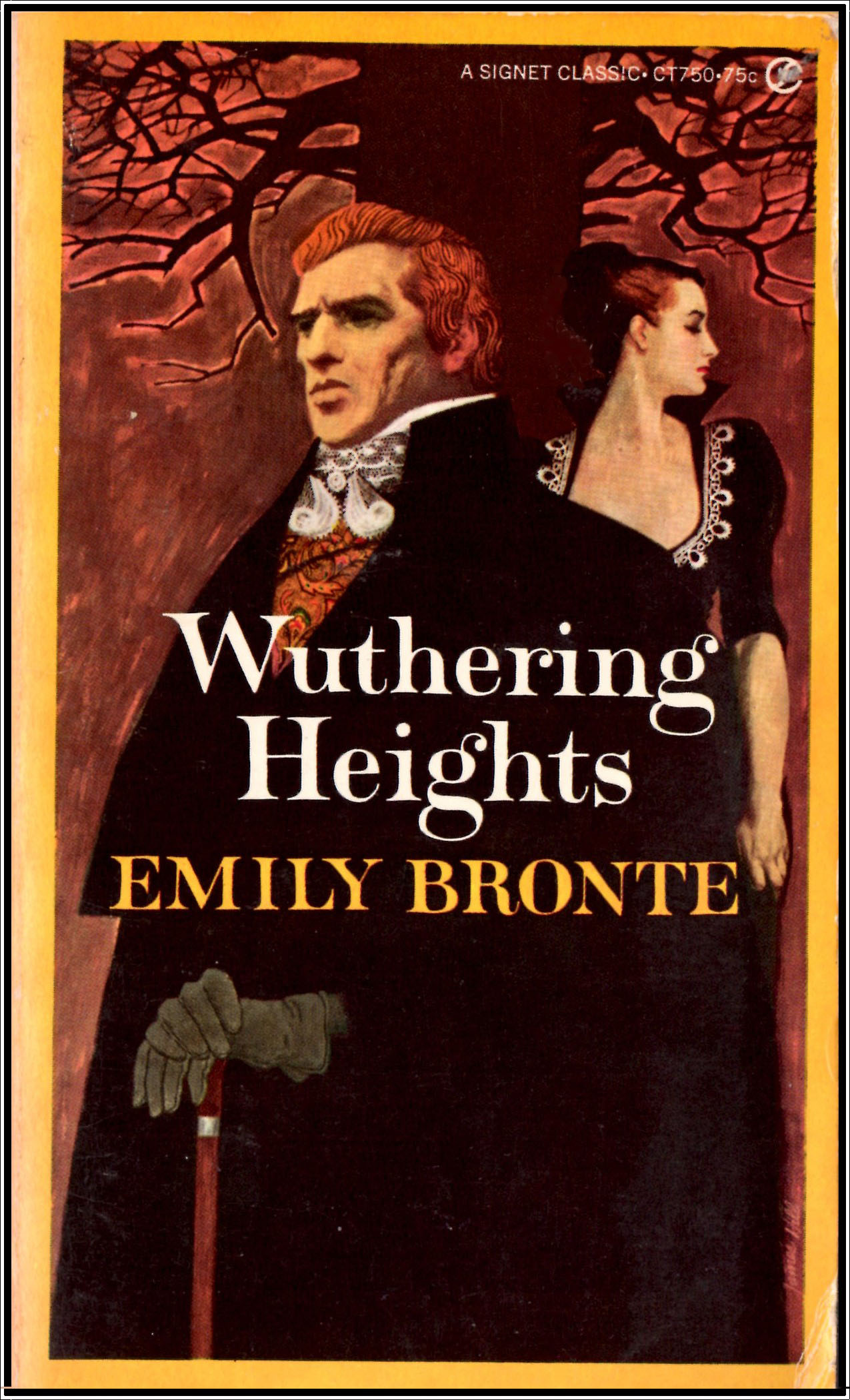 13. Wuthering Heights by Emily Brontë (1847)