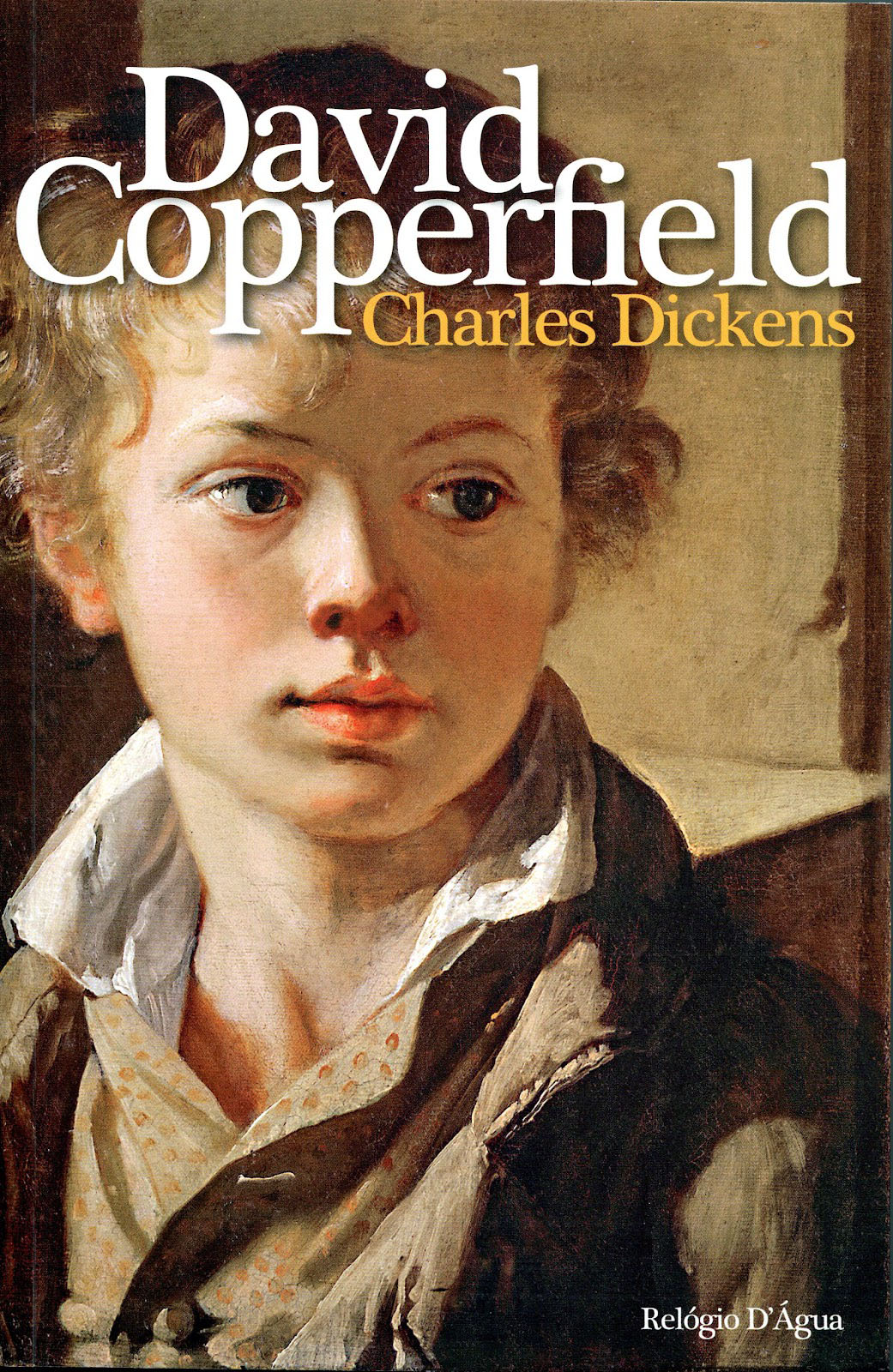 15. David Copperfield by Charles Dickens (1850)