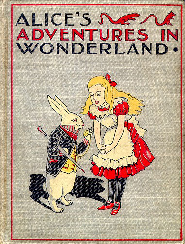 18. Alice's Adventures in Wonderland by Lewis Carroll (1865)