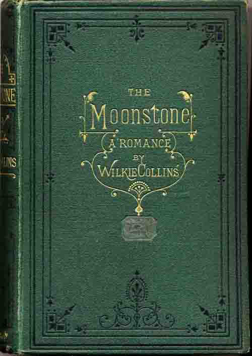 19. The Moonstone by Wilkie Collins (1868)