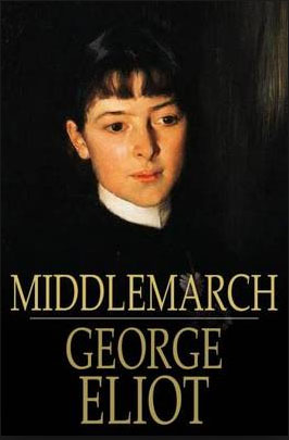 21. Middlemarch by George Eliot (1871-2)