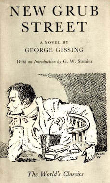 28. New Grub Street by George Gissing (1891)