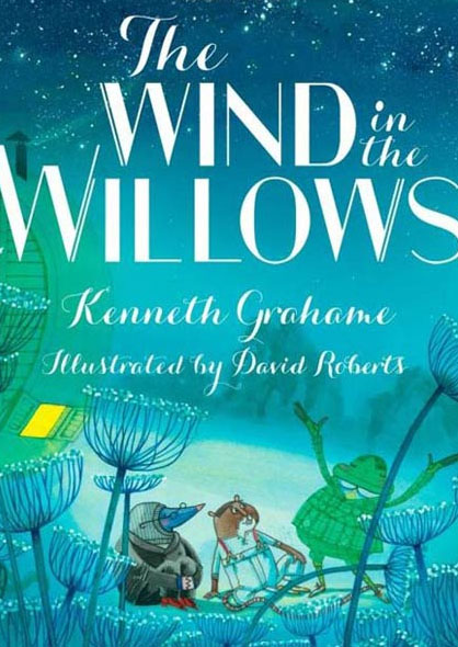 38. The Wind in the Willows by Kenneth Grahame (1908)