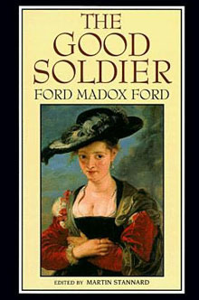 41. The Good Soldier by Ford Madox Ford (1915)