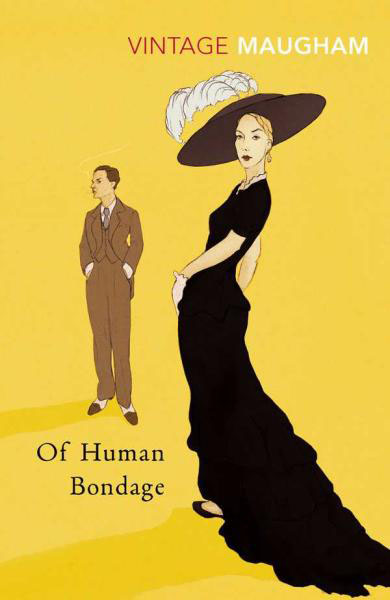 44. Of Human Bondage by W Somerset Maugham (1915)