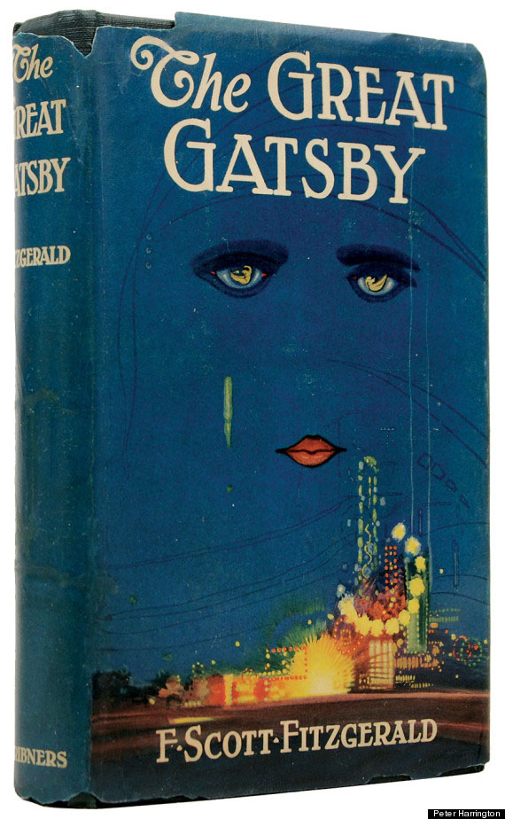 51. The Great Gatsby by F Scott Fitzgerald (1925)