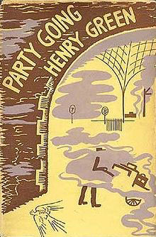 63. Party Going by Henry Green (1939)