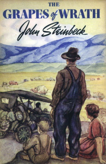 65. The Grapes of Wrath by John Steinbeck (1939)