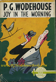 66. Joy in the Morning by PG Wodehouse (1946)