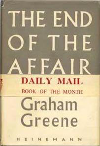 71. The End of the Affair by Graham Greene (1951)