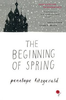 95. The Beginning of Spring by Penelope Fitzgerald (1988)