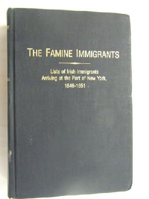 Famine Immigrants