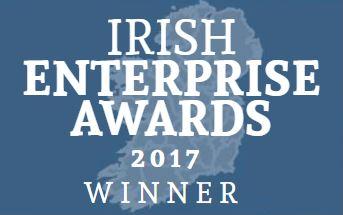 Kennys Best Online Bookshop in Enterprise Awards 2017