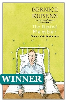 1970 Winner - The Elected Member by Bernice Rubens (Published by Eyre & Spottiswoode)