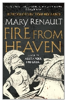 1970 - Shortlisted 'Lost' Booker - Fire From Heaven by Mary Renault (Published by Arrow)