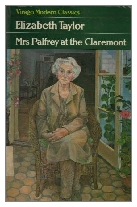 1971 - Mrs. Palfrey at the Claremont by Elizabeth Taylor (Published by Chatto & Windus)