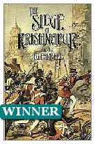 1973 Winner - The Siege of Krishnapur by J. G. Farrell (Published by Weidenfeld & Nicolson)