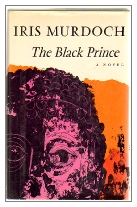 1973 - The Black Prince by Iris Murdoch (Published by Chatto & Windus)