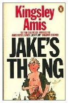1978 - Jake's Thing by Kingsley Amis (Published by Hutchinson)