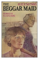 1980 - The Beggar Maid by Alice Munro (Published by Viking)