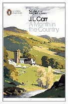 1980 - A Month in the Country by J. L. Carr (Published by Harvester)