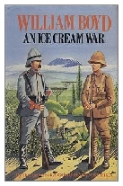 1982 - An Ice-Cream War by William Boyd (Published by Hamish Hamilton)