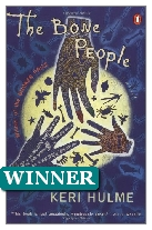 1985 Winner - The Bone People by Keri Hulme (Published by Hodder & Stoughton)