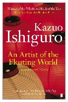 1986 - An Artist of the Floating World by Kazuo Ishiguro (Published by Faber & Faber)