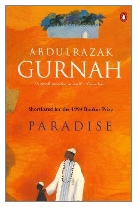 1994 - Paradise by Abdulrazak Gurnah (Published by Hamish Hamilton)
