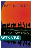 1995 Winner - The Ghost Road by Pat Barker (Published by Viking)