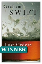 1996 Winner - Last Orders by Graham Swift (Published by Picador)