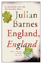 1998 - England, England by Julian Barnes (Published by Jonathan Cape)