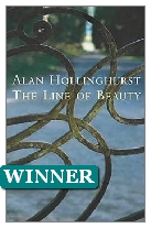 2004 Winner - The Line of Beauty by Alan Hollinghurst (Published by Picador)
