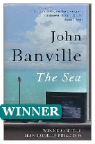 2005 Winner - The Sea by John Banville (Published by Picador)