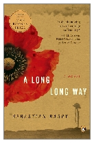 2005 - A Long Long Way by Sebastian Barry (Published by Faber & Faber)