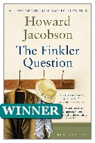 2010 Winner - The Finkler Question by Howard Jacobson (Published by Bloomsbury)