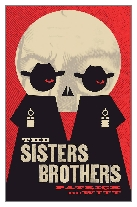 2011 - The Sisters Brothers by Patrick deWitt (Published by Granta Books)