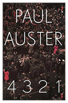 2017 - 4321 by Paul Auster (Faber & Faber)