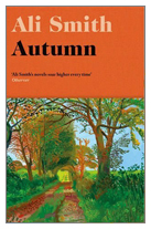2017 - Autumn by Ali Smith (Hamish Hamilton, Penguin Random House)