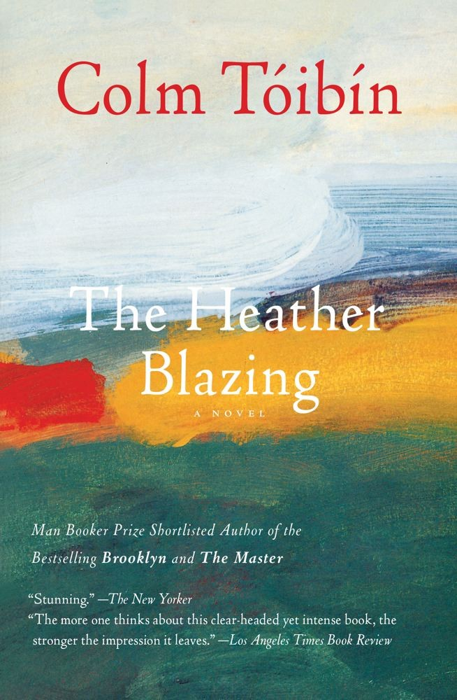 No.5 The Heather Blazing by Colm Tóibín