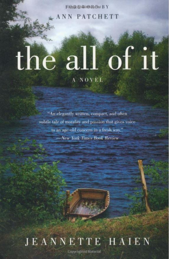 No.14 The All of It by Jeanette Haien
