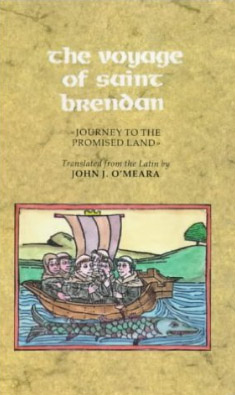 No.29 The Voyage of St Brendan by John J. O'Meara