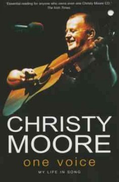 No.36 One Voice: My Life in Song by Christy Moore