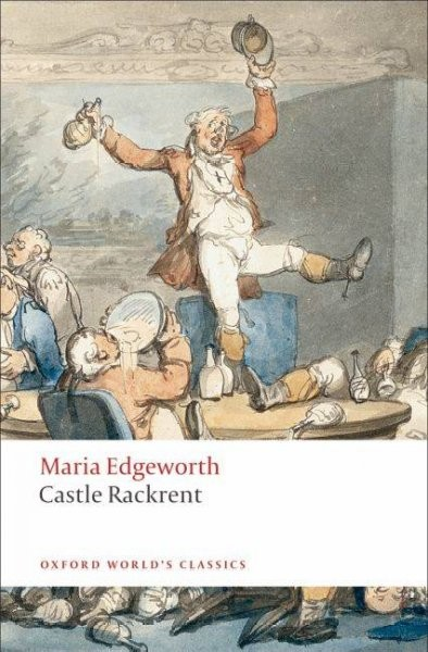 No.48 Castle Rackrent by Maria Edgeworth