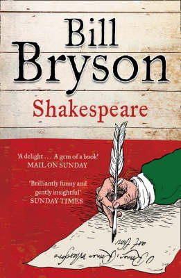BILL BRYSON - Shakespeare - 9780007197903 - V9780007197903