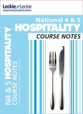 Hepburn, Edna; Smith, Lynn - National 4/5 Hospitality Course Notes - 9780007504817 - V9780007504817