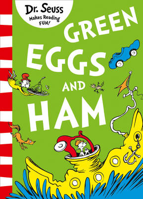 Seuss, Dr. - Green Eggs and Ham (Pb Om) - 9780008201470 - V9780008201470